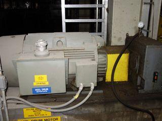 GE AC GEAR MOTOR 449TS 450HP 460V-AC
