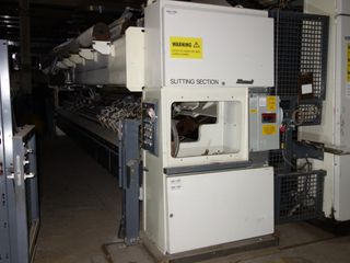 VALMET OPTIREEL PLUS SLITTING SECTION