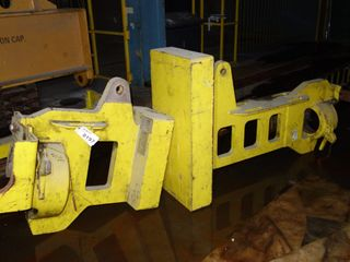 17.64 TON LIFT - METSO PAPER MACHINE LIFTING TOOL