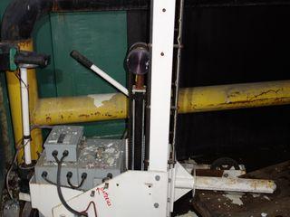 SCHLUMPF ROLL HANDLER HRH-1000 HANDLING MACHINE