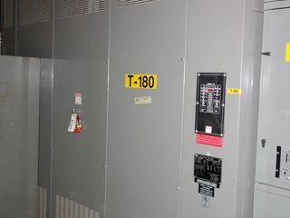GE Transformer AA/FA 2500 / 3333KVA 13800 DRY TRANSFORMER