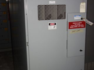 GE INDUSTRIAL MVS 15KV 600A LOAD INTERRUPTER SWITCH