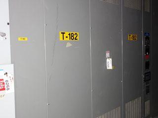 GE 2500 KVA DRY TRANSFORMER