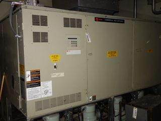 TRANE SCWFN805 WATER COOLED 80 TON AIR CONDITIONER