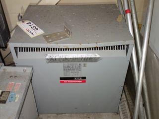 REX 75KVA 480/277V-AC TRANSFORMER BC75HP