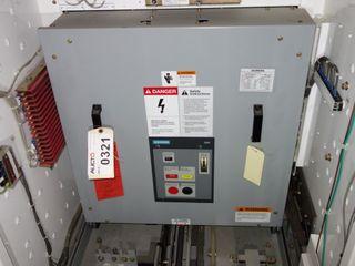 SIEMENS 2000Amp 4.76KV 5-GMI-250-2000-58 CIRCUIT BREAKER (BREAKER ONLY)