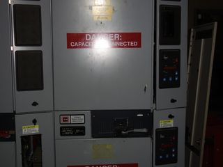 CUTLER HAMMER AMPGARD SJA25VW430 SWITCHGEAR (INCLUDES 1X SJA25VW430 CONTACTOR)
