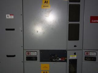 CUTLER HAMMER AMPGARD SJA25VW430 AC SWITCHGEAR (INCLUDES 2X SJA25VW430 CONTACTORS)