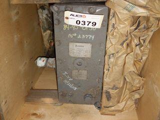 METSO CL1G-200 50KW 3.152:1 GEAR REDUCER