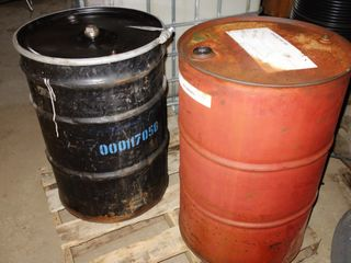 1 PALLET OF ASSORTED INDUSTRIAL GEAR OIL, OMALA 150