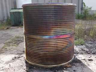 STAINLESS PRESSURE SCREEN BASKET