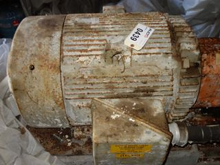 GENERAL ELECTRIC 445T 150HP 460V-AC ELECTRIC MOTOR