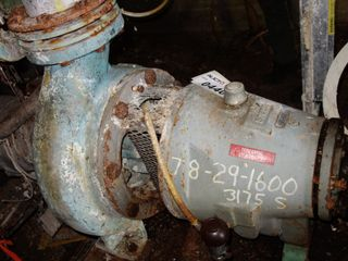 GOULDS 3175 6X8IN CENTRIFUGAL PUMP
