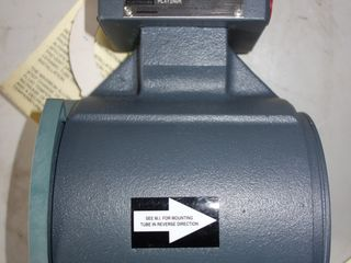 FOXBORO 8003A-WCR-PJGFNA-A 8000A MAGNETIC FLOWTUBE