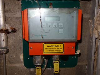 METSO NELES P4610370 V1.0 MCAI DISPLAY UNIT