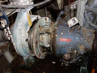 GOULDS 3175 4X6IN CENTRIFUGAL PUMP