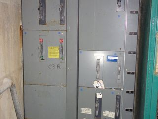 2X SECTIONS OF ALLEN BRADLEY CENTERLINE MCC