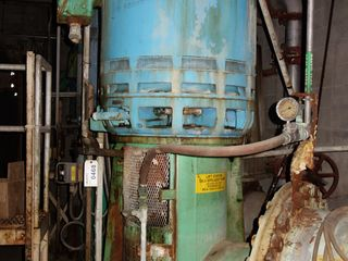 JOHNSTON JPC 30LS 400HP VERTICAL PUMP MOTOR
