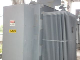GE Substation RSL 5000/5600KVA 13800V-AC OIL FILLED TRANSFORMER