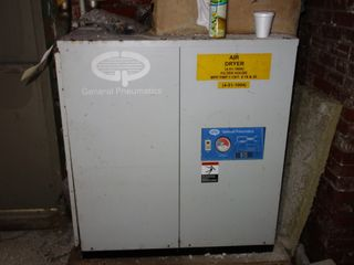 GENERAL PNEUMATICS TK126A REFRIGERATED COMPRESSED AIR DRYER
