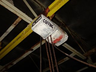 COFFING 1/4 TON ELECTRIC HOIST