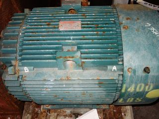 GE 405T 100HP 460V-AC ELECTRIC MOTOR