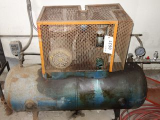 BRUNNER 200H8 COMPRESSOR 200 Max WP
