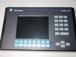 ALLEN BRADLEY 2711-K9C1X PANELVIEW 900 OPERATOR