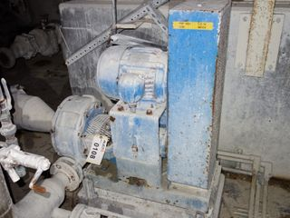ITT GOULDS PMP 4521 7.5HP CENTRIFUGAL PUMP MOTOR