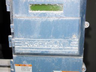 ROSEMOUNT 8712C MAGNETIC FLOW TRANSMITTER