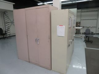 Storage Cabinets, (8) lot