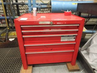 5 Drawer Tool Box