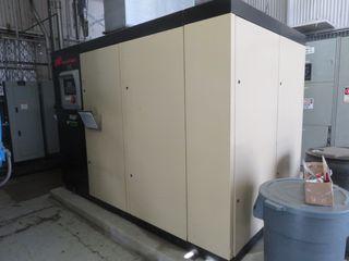 Ingersoll Rand 200 HP, Model R160 ne Nirvana USD Air Compressor