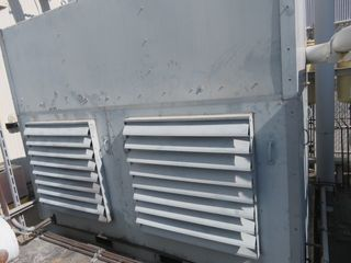 Baltimore AirCoil Chiller, December Delivery