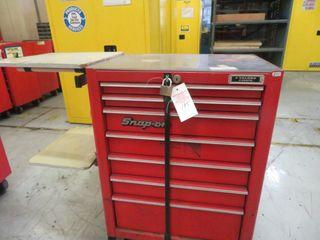 7 Drawer Tool Box Snap On