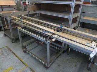 Aluminum Cart with aluminum