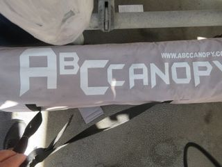 ABC Canopy and Shop Vacuum