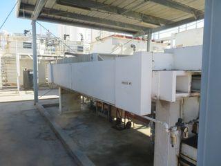 Hoesch Industries Filter Press