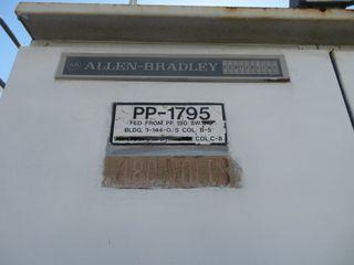 Allen Bradley 480 Volt Electric Panel