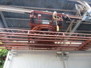Lowerator Crane