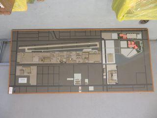 Northrop Aircraft Group, East Complex Diorama, COLLECTORS ITEM