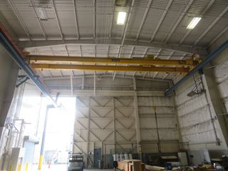 CraneVayer 3-Ton Crane, approx.. 40' under hook