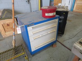 Stanley 4 drawer tool cabinet