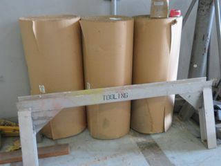 Corrugated Packaging (3) rolls