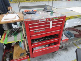 7 Drawer Tool Box Snap On with contents