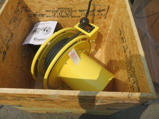 Spring Cable Reel, NEW