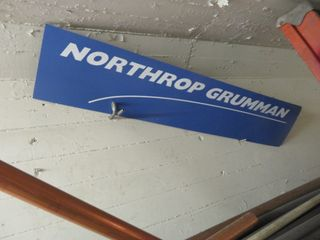 Northrop Grumman Sign