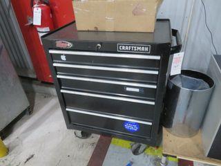 Craftsman Tool Box 5 Drawer