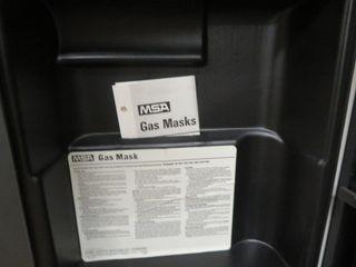 MSA Gas Masks, New (2) Lot