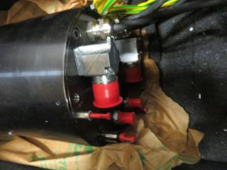 IBAG HIGH FREQUENCY MOTOR SPINDLE, ip to 22,000 RPM